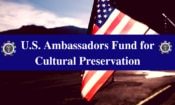 PAS Header Ambassador's Fund for Cultural Preservation 18Oct2018 V03