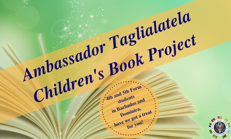 Book Project Flyer