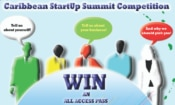 PAS Webpage Header Caribbean StartUp Summit Conference March 2019
