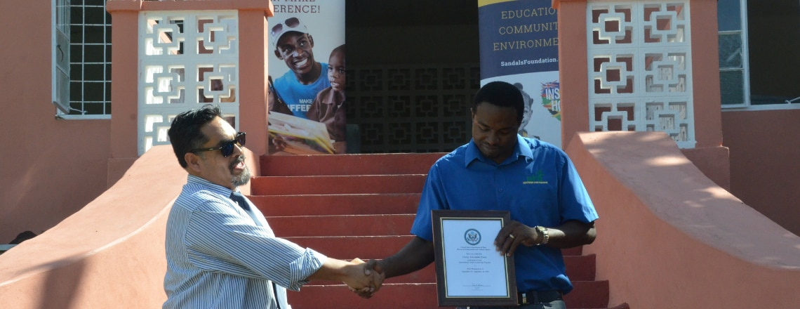 United States Embassy Continues its Support of Nature Fun Ranch